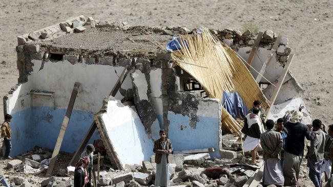Menlu Iran Imbau Bantuan Kemanusiaan di Yaman