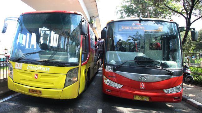 Ahok Sebut Kualitas Bus TransJakarta asal Tiongkok Buruk