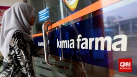 Kimia Farma Bakal Rights Issue dan Rilis Obligasi