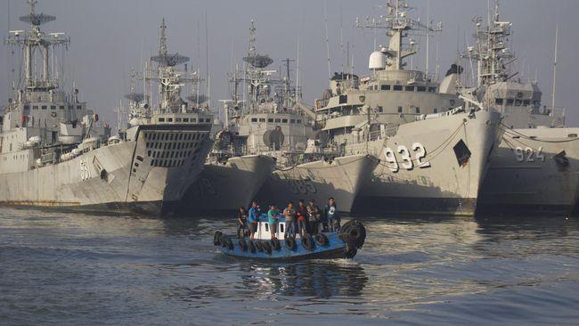 Tumpang-tindih Aturan Penegakan Hukum Maritim