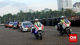 Polisi Tangkap Staf Khusus Presiden Gadungan di Serpong
