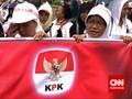 'Saya Perempuan Anti Korupsi' Raih Penghargaan Internasional