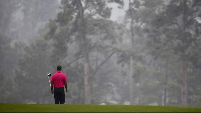 Tiger Woods Kembali ke US Masters