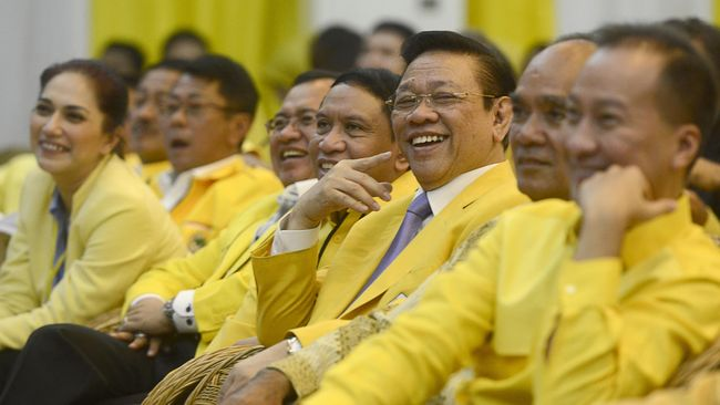 Projo Siapkan Pengganti Menteri, Golkar Agung Tak Ajukan Nama