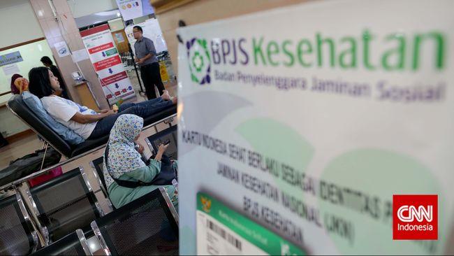 Pemerintah Bisa Ambil Pajak Dosa untuk Defisit BPJS Kesehatan