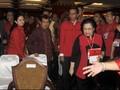 Merah Kongres Partai Banteng
