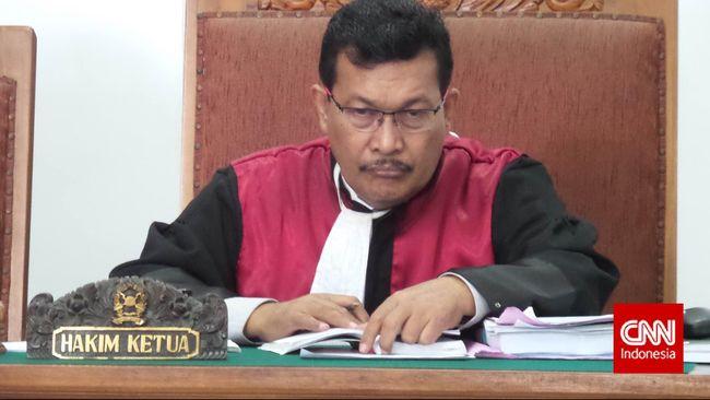 Cerita Garang Hakim di Sidang Sutan Bhatoegana