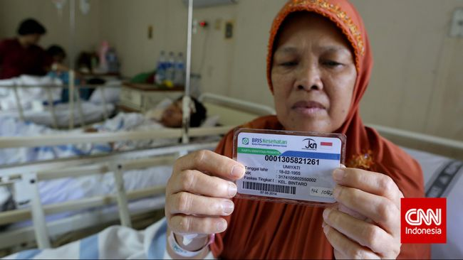 BPJS Kesehatan Minta Iuran Naik Demi Tutup 'Bocor' Rp9 T