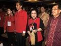 Jokowi-JK Hadiri Perayaan Ulang Tahun ke-72 Megawati