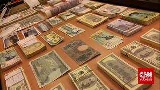 WNI Ditangkap Saat Akan Pulang Kampung Sebab Jual Uang Palsu