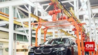 Penjualan Grup BMW Naik Mini Sepanjang Tahun Lalu