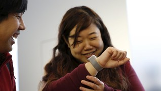 Huawei akan Patenkan 'Smartwatch' Khusus Gaming