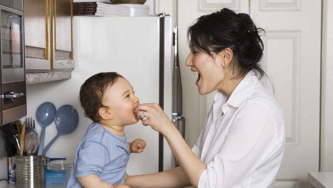 Awasi Asupan Garam pada Anak