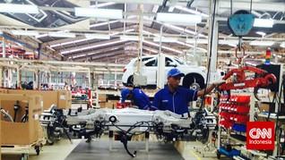 Cemas Corona, Pekerja Minta Pabrik Otomotif AS Ditutup