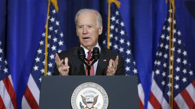 Mantan Wapres Era Obama Calonkan Diri Jadi Presiden AS