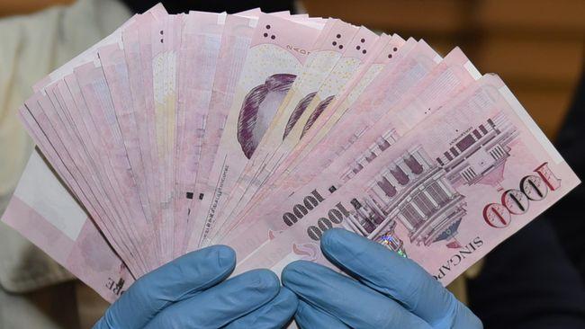 KPK Sita Dolar Singapura Saat OTT Pejabat Kementerian PUPR