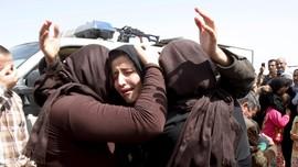 Trauma Jadi Budak Seks ISIS, Gadis Yazidi Bakar Diri