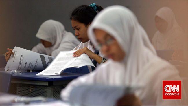 Kecurangan Ditinggalkan, Indeks Integritas UN SMA Meningkat
