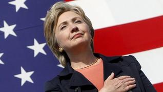 Hillary Clinton Didiagnosis Menderita Pneumonia