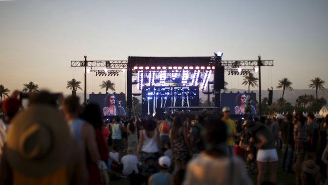 Beyonce Batal Tampil, Harga 'Tiket Calo' Coachella Merosot
