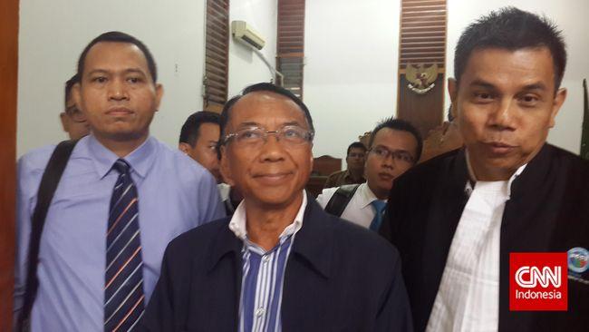 Jero Wacik Anggap KPK Lampaui Wewenang karena Surati KPU
