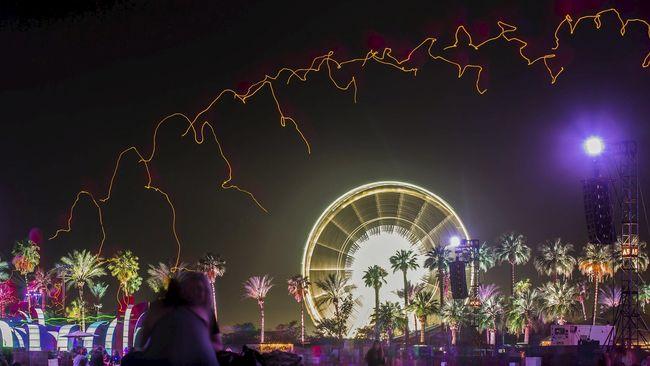 Penampil Coachella 2017 Diumumkan, Tiket Dijual Hari Ini
