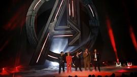 'Iron Man' cs 'Disatukan' Tato Avengers