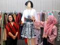 Kebaya Jawa Sederhana untuk Akad Nikah Putra Jokowi
