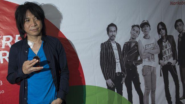 Abdee 'Slank' Lupakan Penyakit demi Karnaval Khatulistiwa