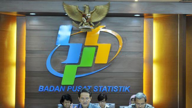 BPS: Neraca Perdagangan Juni Surplus US$ 477 Juta