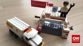 Natal Belum Datang, LEGO Kehabisan Barang