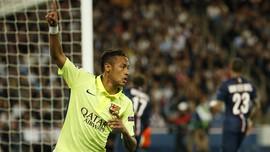 Memori Terindah Neymar: Lumat PSG 6-1 Bersama Barcelona