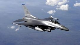 Pesawat China Terobos Selat, Taiwan Kerahkan Jet F-16