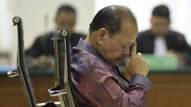 Sutan Bhatoegana Didakwa Minta THR Senilai USD 200 Ribu