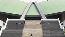 DPR Tagih Uang Perbaikan Lift ke Pemerintah