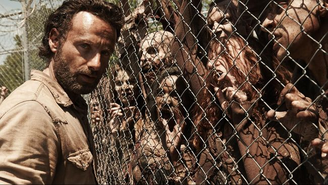 Fan 'The Walking Dead' Bikin Petisi Desak Produser Dipecat