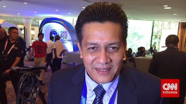 Jadi Plt Ketua PSSI, Gusti Randa Ditunjuk Langsung Jokdri