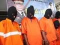 Polisi Tangkap Komplotan Begal Bersenjata di Jaksel