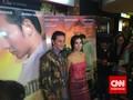 Vino dan Marsha Boyong Si Kecil ke Lokasi Syuting