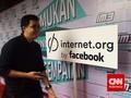 Internet Gratis Dilarang, Bos Facebook Mundur