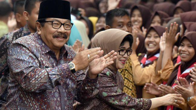 Soekarwo : Pemerintahan Jokowi Mirip GMNI