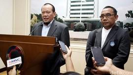 La Nyalla: PSSI Siapkan Tuntutan untuk Kemenpora