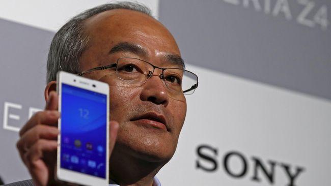 Xperia Z4 Jawaban Sony di Tengah Lesunya Bisnis Ponsel