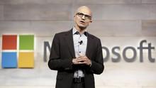 Salip Apple, Microsoft Kini Bernilai US$1 Triliun