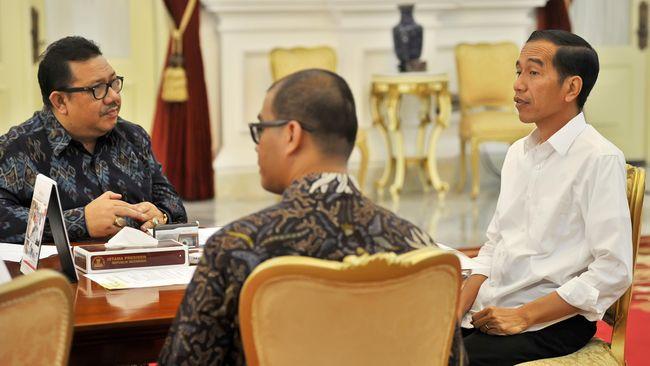 Jokowi: Jika Anda Ada Masalah, Hubungi Saya