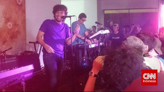 Jimi 'The Upstairs' Berharap Dapat Tampil di Synchronize Fest