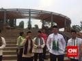 Ahok Berencana Bangun Kanal Nelayan di Muara Angke