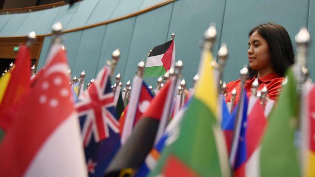 Kemerdekaan Palestina Bahasan Utama Parlemen Asia-Afrika