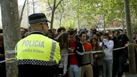 Spanyol Tangkap Geng Suriah Bantu Danai Milisi Al Qaeda