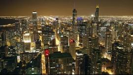 Lift Gedung Tertinggi di Chicago Terjun 80 Lantai